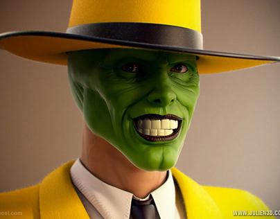 Celebrity 3D Model Character Design