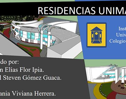 RESIDENCIAS UNIVERSITARIAS UNIMAYOR