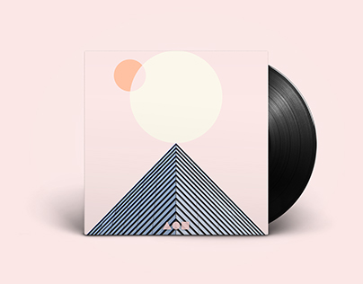 Handcrafted Vinyl-Covers for fine selected Playlists