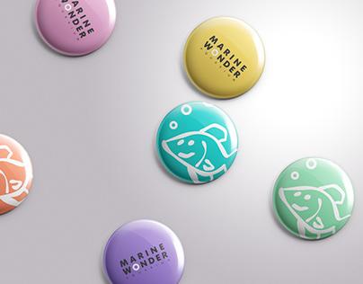 MARINE WONDER AQUARIUM / Brand Identity Design Project