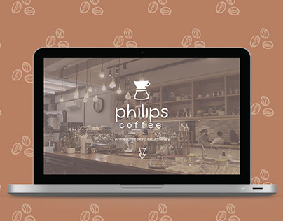 Philip's Coffee Website