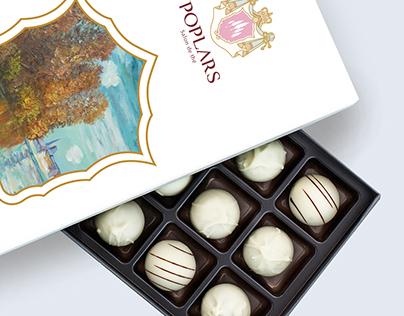 POPLARS Chocolate