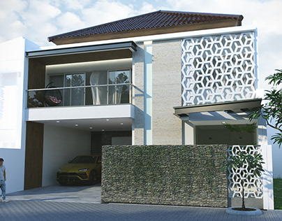 Rumah dan KantorBapak Lilik Indraprasta