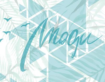 leaflet design - MAGU