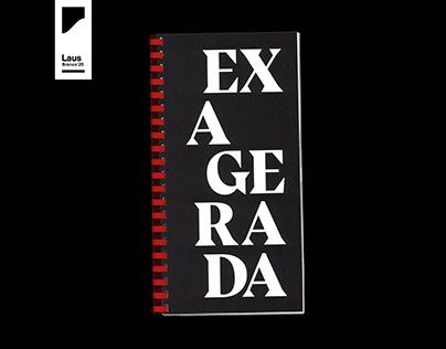 EXAGERADA (II)