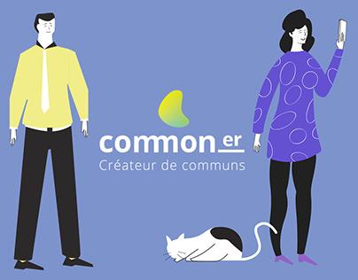 Common_er - créateur de communs