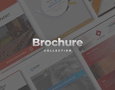 Brochure Collection