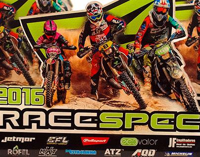 Racespec Team '16 | Acrylic Trophies