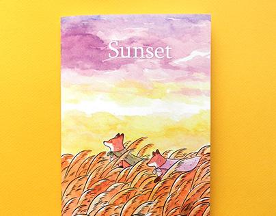 Sunset Artbook