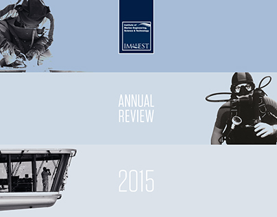 A freshly-designed Annual Review.