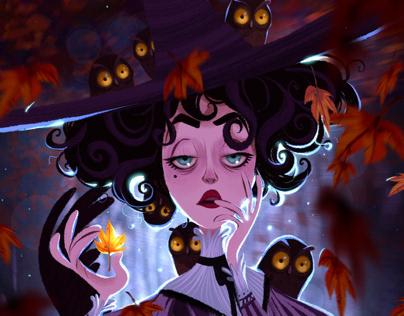 October Lady