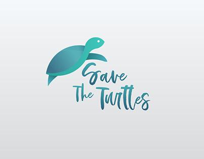 Save the Turtles - Logo Design Campaign