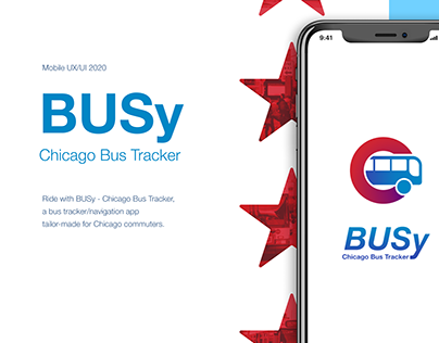 BUSy - Chicago Bus Tracker