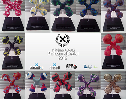 Prêmio ABRADi Profissional Digital 2016