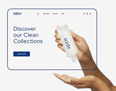 H2O Plus Redesign