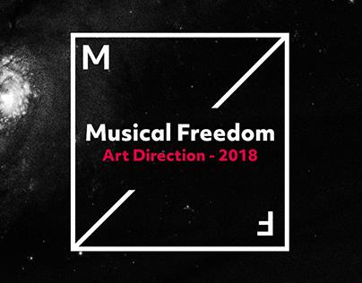 Musical Freedom - 2018