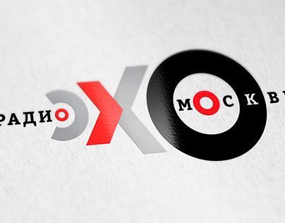 Радио ЭХО Москвы - концепт