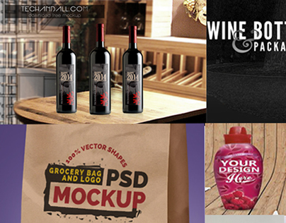 30+ Free PSD Product Packaging Mockup Templates