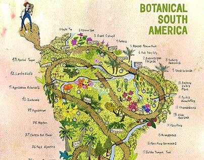 Botanical South America