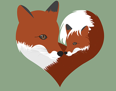 A Fox Tale of Mothers Love