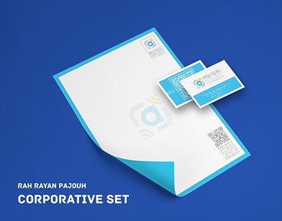 Rah Rayan Pajouh Corporative set