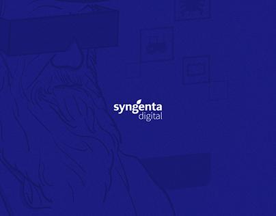 Campanha Interna   Syngenta Digital