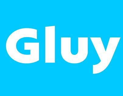Gluy Typeface Family