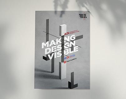 Making Design Visible - ADI Campaign