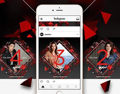 AXN | Social Media