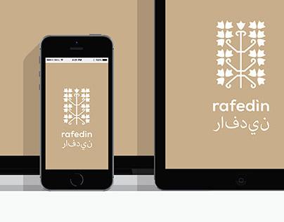 Rafedin web page
