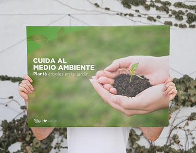 Cuidado ambiental - Proyecto Bioparque