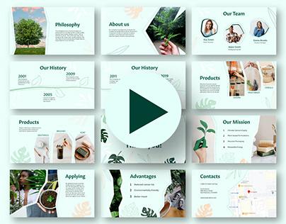 Video Presentation For Eco-Business