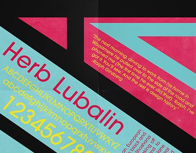 Avant Garde Promotional Poster