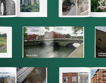 Ireland Trip Book