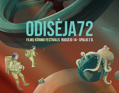 ODISĖJA72 _ 2020 | Design