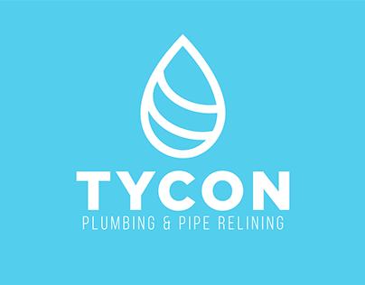 Tycon Plumbing - Logo Design