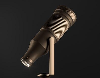 Lenslamp