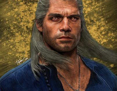HenryCavill - Witcher Geralt of Rivia