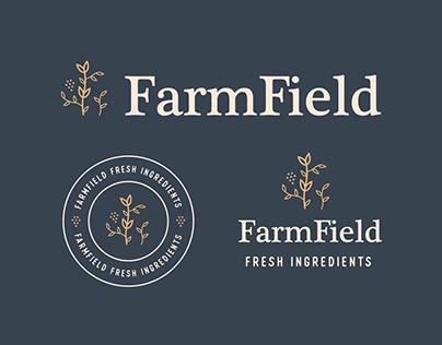 FarmField Brand Identity & Web Design