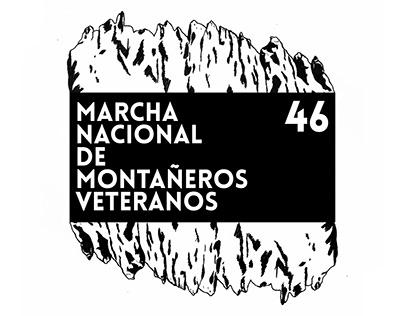 Marcha Nacional de Montañeros 2019