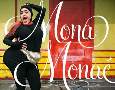 Mona Monae, Festival of Clowns / Fringe Festival