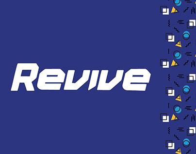 Revive // Apparel Design