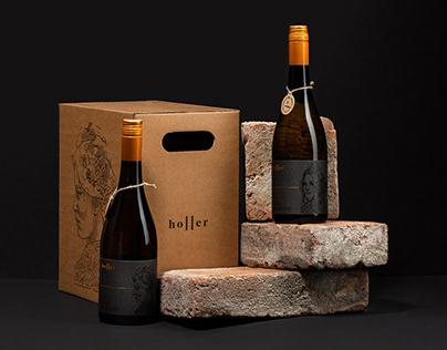 Weingut Holler | Corporate Re-Design