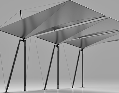 Parametric Shelter