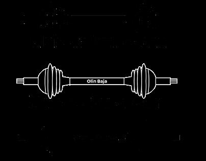 Muscle Subteam Logo Design