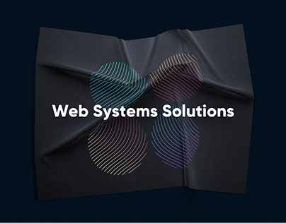 Redesign identity & website of IT company Web-Systems