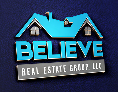 Believe Real Estate Group Branding