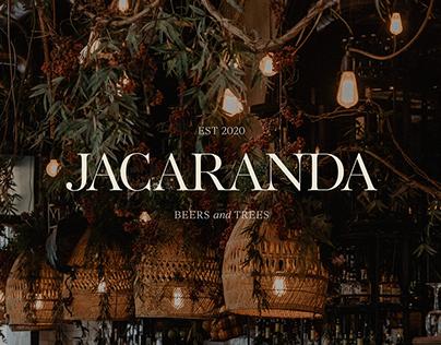 Jacaranda Visual Identity