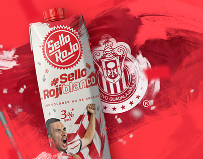 Sello Rojo / Chivas. #SelloRojiblanco