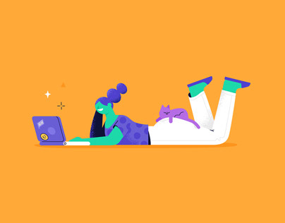 Home Hero - onboarding illustrations